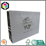 Wholesale Fashion Shopping Handle Paper Promotion Bag