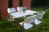 4FT Folding in Half Table Garden Table