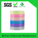 Rainbow Crystal Clear Stationery Tape