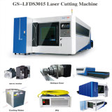 2kw Laser Cutting Machine/Laser Cutter for Stainless Steel, Carbon Steel