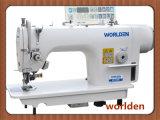 Wd-5200d High Speed Side Cutter Lockstitch Industria Sewing Machine