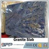 High-End Blue Granite Slab for Floor Tile and Background Wall