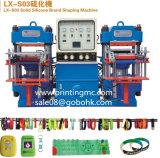High Capacity Silicone Wristband Making Machine Leading Manufacturing