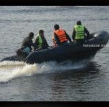 Liya 4m-5.2m Rigid Inflatable Salvage Boats Pontoon Boats