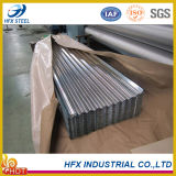 Corrugated Galvanized Steel Plate with Color