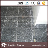 Norway Polished Blue Pearl Granite Floor Tiles for Bathroom Wall and Floor
