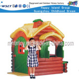 Amusement Park Playground Equipment Playhouse for Kids (HF-20207)