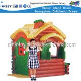 Amusement Park Playground Equipment Playhouse for Kids (HF-20207)