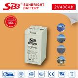 2V400ah AGM Long Life Battery for Street Lighting
