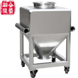 Column Type Stainless Steel Mixing Hopper for Charging