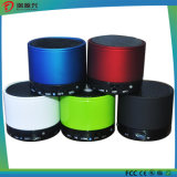 2016 Round Metal Mobile Wireless Bluetooth Device Portable Speaker