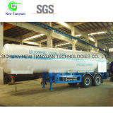 Cryogenic Liquid Tank Container with Ahf Medium
