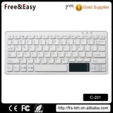 Built-in Rechargeable Battery Wireless Bluetooth Touchpad Keyboard