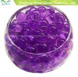 Wholesale Purple Crystal Soil Water Beads for Plant Bio Gel Soil