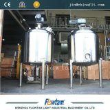 5000L Chemical Liquid Stainless Steel Mixing Drums