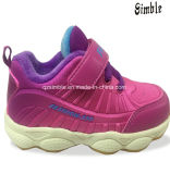 Colorful Baby Children Sports Running Shoes with Comfortable Linning