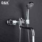 Hot Sale High Quality Brass Long Spout Shower/Bath Tub Faucet