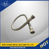 Flexible Metal Hose with Female/ Male Fitting Assemblies