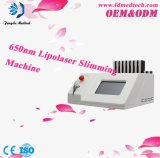 High Power Lipo Laser Body Shaping Fat Burning Salon Equipment