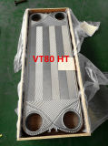 Sea Water to Water Heat Exchanger Plate Gea Vt80 Plates