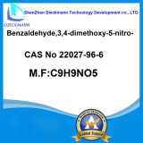 Benzaldehyde, 3, 4-Dimethoxy-5-Nitro- CAS No 22027-96-6