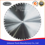 760mm Wall Saw Blade Cutting Reinforced Concrete with High Lifetime