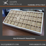 Standing Charms Display Tray with Good Fabric