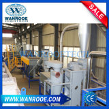 Pet Bottle Crushing and Pet Bottle Recycling Flakes