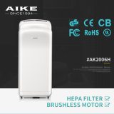 Aike Jet Hand Dryer with CE Double Air Drying