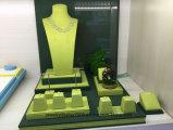 Super Fiber L Shape Jewelry Stand Exhibition
