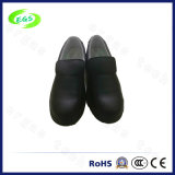 PU Black ESD Antistatic Safety Shoes (EGS-SF-0002)
