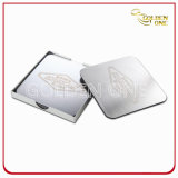 Customized High Quality Metal Etched Coaster for Set