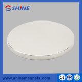 Strong Powerful NdFeB Neodymium Disc Zinc Plated Magnets