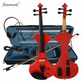 Musical Instruments Electric Violin with Violin Rosin