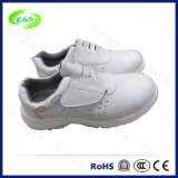 PU White ESD Antistatic Safety Shoes (EGS-SF-0001)