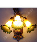 Tiffany Lily Wall Lamp - LL37-3