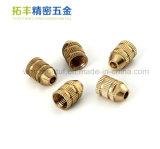 Electronical Brass Pipe Fitting Screw Terminal Block