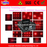 100MW Red Animation Twinkling Party Lighting