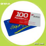PVC Scratch Card, 125 kHz Cards for Loyalty System