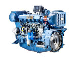 Wp12 Series Marine Engine, 368-425kw, Weichai