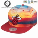 2017 High Quality Sublimation Printing Colorful New Style Era Snapback Cap with Embroidery