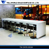 Good Quality Marble Top Dining Table Restaurant 12 Seater Dining Table and Stools