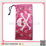 Digital Printing Microfiber Glasses Cleaning Pouch