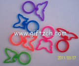 Silicone Rubber Finger Ring (SSB0027)