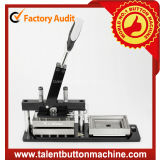 Rectangle Shape Button Making Machine (SDHP-N5)