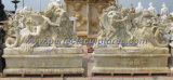 Antique Stone Carving Sculpture for Garden Stone Statue (SY-X1684AB)