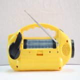 FM/Am/Sw Emergency ABS Mobile Charge Radio (HT-898)