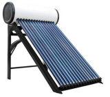 Aluminium Frame Heat Pipe Pressure Solar Heater