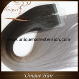 Wholesale European Remy Double Drawn Balayage Tape in Extensions