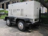 Trailer Type Mobile Cummins Diesel Generator 90kVA 72kw